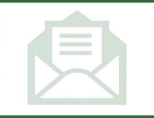 Rundbrief im April 2021